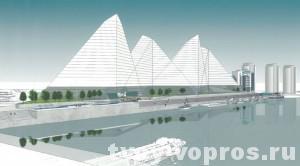 Проект Айсберг речной вокзал Барнаул