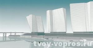 Проект Фрегат речной вокзал Барнаул